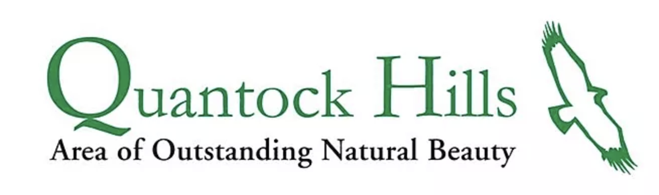 Quantock Hills Area of Outstanding Natural Beauty Logo